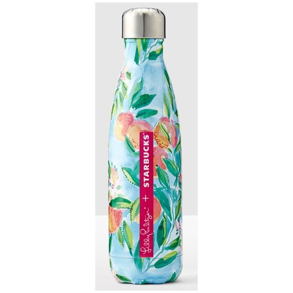 Swell x Lilly Pulitzer bottle
